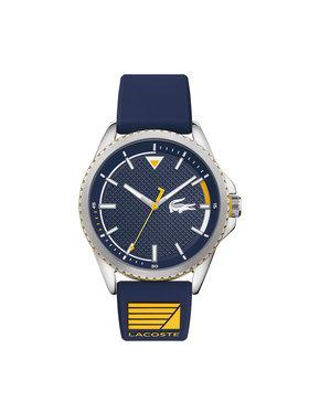 Lacoste Lacoste Zegarek Nautical 2011027 Granatowy