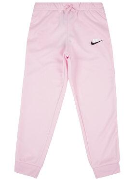 Nike Nike Sportinės kelnės Older Kids' AV8388 Rožinė Regular Fit