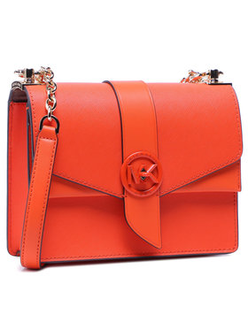 MICHAEL Michael Kors MICHAEL Michael Kors Handtasche Greenwich 32S1GGRC0U Orange