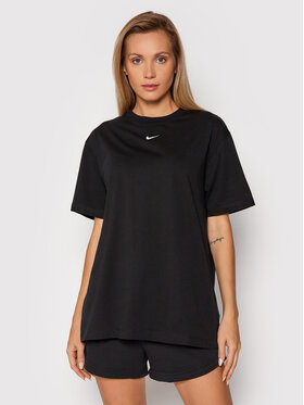 Nike Nike T-shirt Sportswear Essential DH4255 Noir Oversize