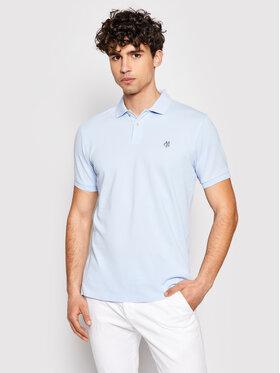 Marc O'Polo Marc O'Polo Polo marškinėliai 123 2230 53002 Mėlyna Regular Fit