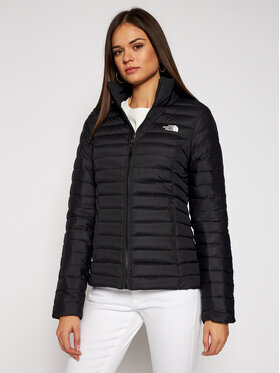 The North Face The North Face Pūkinė striukė Stretch Down NF0A4P6IJK31 Juoda Slim Fit