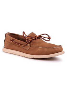 Ugg Ugg Mocassini M Beach Moc Slip-On 1101501 Marrone