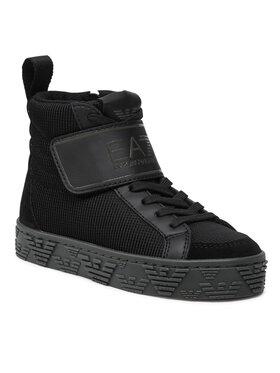 EA7 Emporio Armani EA7 Emporio Armani Sneakersy XSZ004 XOT42 Q305 Czarny