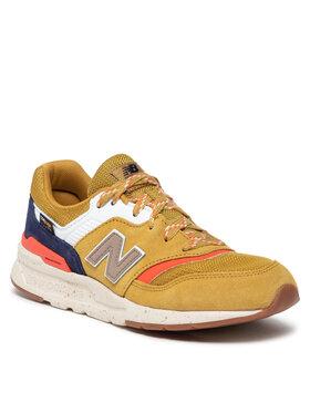 New Balance New Balance Сникърси GR997HLL Жълт