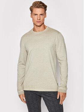 Only & Sons Only & Sons Тениска с дълъг ръкав Millenium 22020148 Бежов Regular Fit