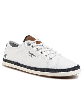 Pepe Jeans Pepe Jeans Espadrillas Maui Basic PMS10280 Bianco