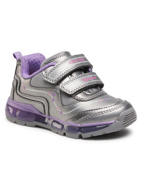 Geox Geox Sneakers J Android G. B J0445B 000NF C1400 M Grigio