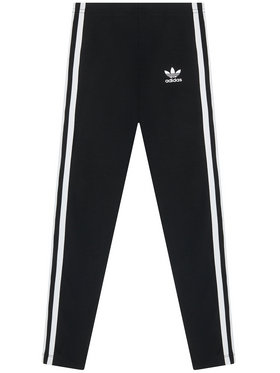 adidas adidas Leginsai 3-Stripes ED7820 Juoda Regular Fit