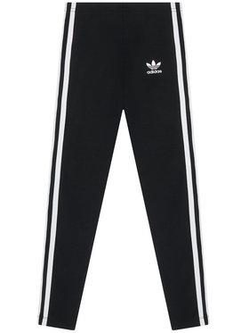 adidas adidas Legíny 3-Stripes ED7820 Čierna Regular Fit