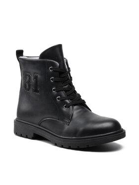 Guess Guess Зимни обувки FJ7RYE ELE10 Черен