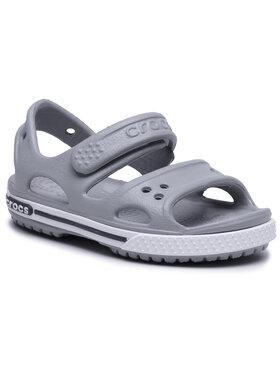 Crocs Crocs Сандали Crocband II Sandal Ps 14854 Сив