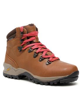 CMP CMP Παπούτσια πεζοπορίας Astherian Trekking Shoes Wp 30Q4647 Καφέ