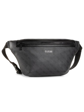 Guess Guess Τσαντάκι μέσης Vezzola HMVEZZ P0456 Μαύρο
