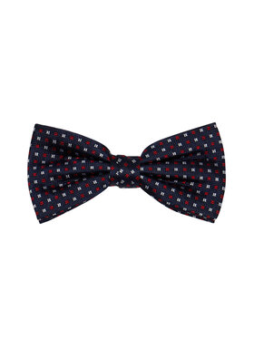 Tommy Hilfiger Tailored Tommy Hilfiger Tailored Nœud papillon Micro Square TT0TT08374 Bleu marine