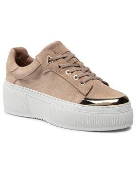 Carinii Carinii Sneakersy B7084 Beżowy