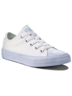 Converse Converse Sneakers aus Stoff Ctas II Ox 355727C Weiß