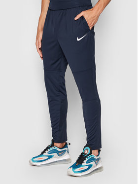Nike Nike Παντελόνι φόρμας Dri-Fit BV6877 Σκούρο μπλε Regular Fit
