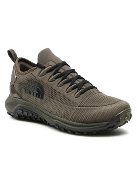 The North Face The North Face Trekkingschuhe Truxel T93WZDBQW Grün