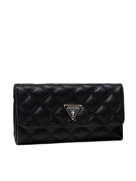 Guess Guess Великий жіночий гаманець SWEV76 79650 Чорний