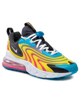 Nike Nike Buty Air Max 270 React Eng CD0113 400 Żółty