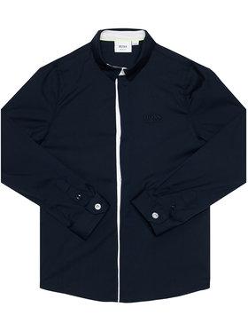 Boss Boss Риза J25G53 S Черен Slim Fit