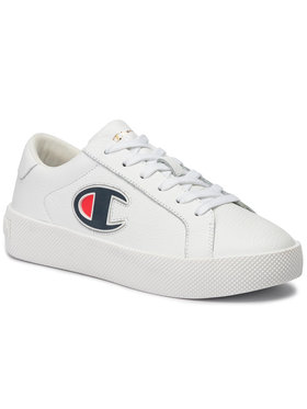 Champion Champion Сникърси Era Leather S10739-F19-WW001 Бял