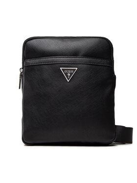 Guess Guess Мъжка чантичка HMCERS P1423 Черен