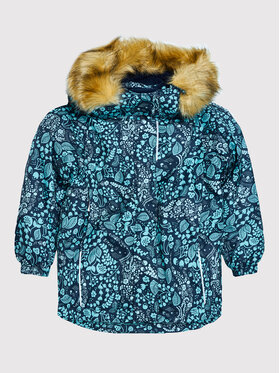 Reima Reima Winterjacke Kiela 521638A Dunkelblau Regular Fit