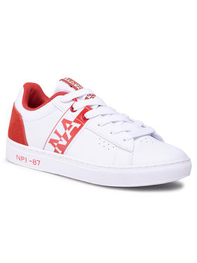 Napapijri Napapijri Laisvalaikio batai Willow NP0A4FKT Balta