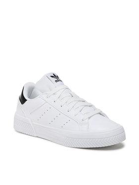 adidas adidas Chaussures Court Tourino W H05279 Blanc