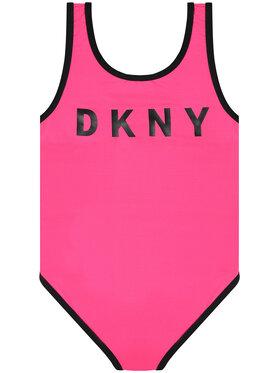 DKNY DKNY Bikiny D37093 D Růžová