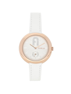 Furla Furla Laikrodis Cosy Seconds WW00013-A.0046-01B00-1-008-20-CN-W Balta