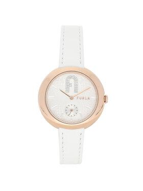Furla Furla Zegarek Cosy Seconds WW00013-A.0046-01B00-1-008-20-CN-W Biały