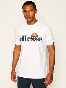 Ellesse Ellesse T-shirt Sl Prado Tee SHC07405 Bianco Regular Fit