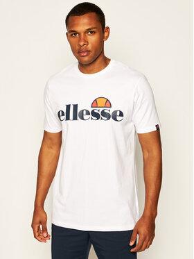 Ellesse Ellesse T-Shirt Sl Prado Tee SHC07405 Bílá Regular Fit
