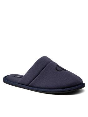 Calvin Klein Jeans Calvin Klein Jeans Papuci de casă Home Slipper YM0YM00304 Bleumarin