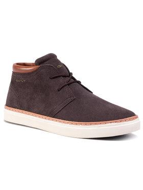 Gant Gant Šnurovacia obuv Prepville 21643877 Hnedá