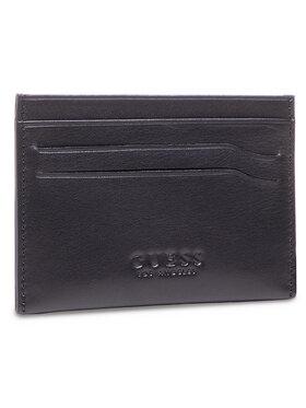 Guess Guess Puzdro na kreditné karty Gabriel Slg SMGABR LEA25 Čierna
