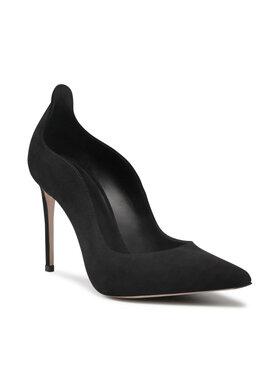 Le Silla Le Silla Pantofi cu toc subțire Deco Ivy 2102R090R1PPVEL001 Negru