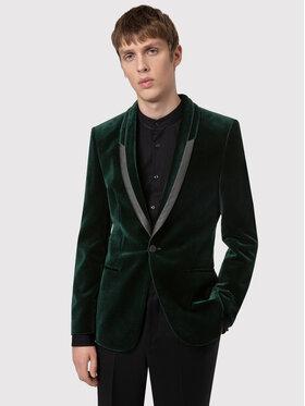 Boss Boss Blazer Velvet 50439999 Verde Extra Slim Fit
