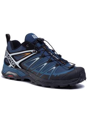 Salomon Salomon Trekkingschuhe X Ultra 3 411399 27 M0 Blau