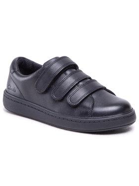 Clarks Clarks Sneakers Street Swift K 261494026 Negru