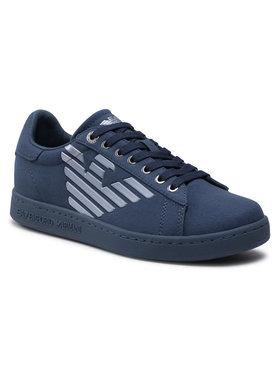 EA7 Emporio Armani EA7 Emporio Armani Sneakers X8X001 XK124 N436 Dunkelblau