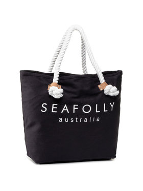 Seafolly Seafolly Дамска чанта Beach Basics 71147-BG Тъмносин