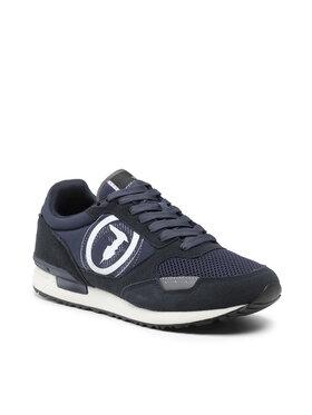 Trussardi Trussardi Sneakersy 77A00281 Tmavomodrá