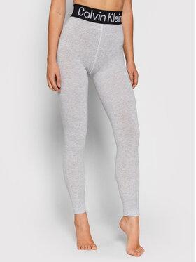 Calvin Klein Underwear Calvin Klein Underwear Legginsy 701218762 Szary Slim Fit