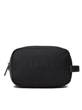Boss Boss Kozmetická taštička Pixel 50460572 10230704 01 Čierna