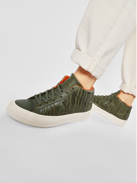 Converse Converse Sneakers One Star Counter Climate Mid 158836C Grün
