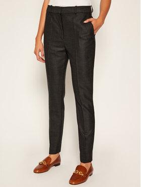 Victoria Victoria Beckham Victoria Victoria Beckham Текстилни панталони Flannel 2420WTR002008A Сив Regular Fit